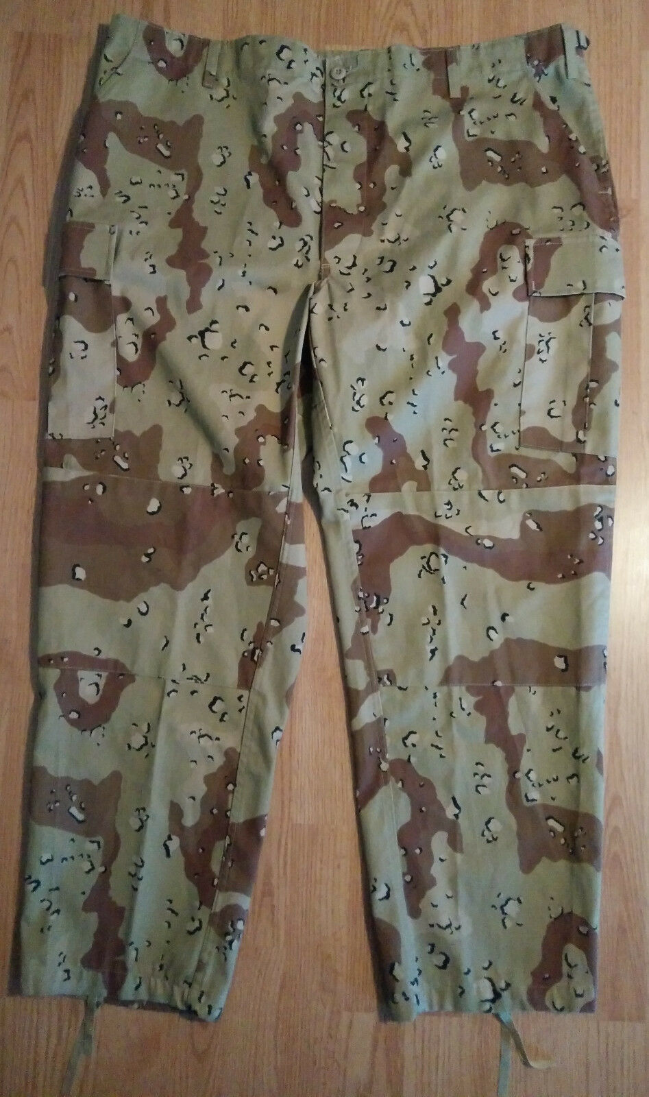 Tru-Spec Mens Cargo Pants 2X Fatigue Field Work Hunting  Outdoor Desert Cammo  large selection