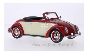 180111-KK-scale-VW-Escarabajo-1200-Hebmuller-cabriolet-rojo-beige-1949-1-18
