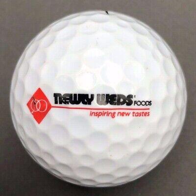 toda la vida Subir Elegancia  Newly Weds Foods Logo Golf Ball (1) Nike Hyperflight PreOwned   eBay