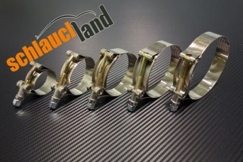 Morsetto IN ACCIAIO INOX RACING 92-100 mm *** tubo morsetto in acciaio inox tubo di silicone