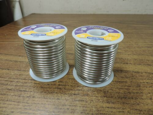 2 Worthington Sterling Solid Wire Solder Premium Lead Free 2LB # WS15086