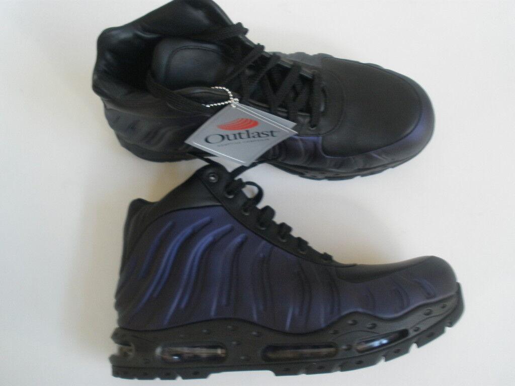Nike Nike Nike Foamposite SPACE TECHNOLOGY NASA Men's WINTER Boots US 7.5 672da7
