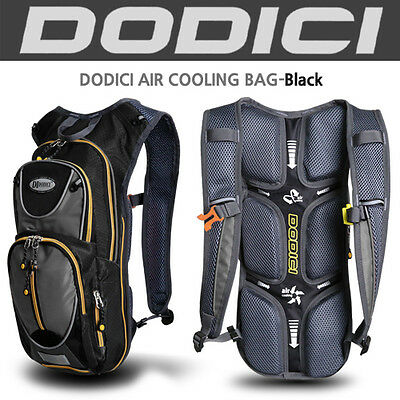 DODICI Cycling Bicycle Outdoor Sports Backpack Riding Bag Water Pack Rain Cover
