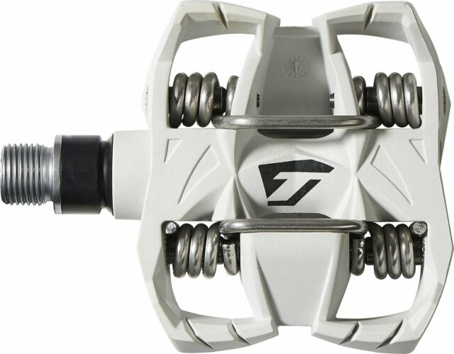 for sale online white T2GV011 TIME ATAC MX 6 Clipless Pedals