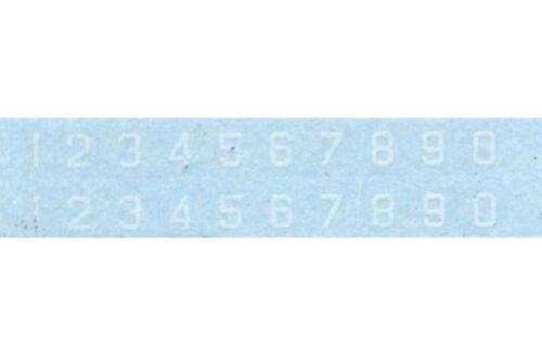 DECAL 1//48 DAN MODELS 48504 AIRCRAFT CHOCKS #2 4 PCS