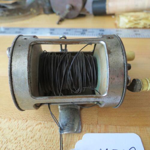 Vintage meisselbach symplopart fishing reel (Lot#11209)
