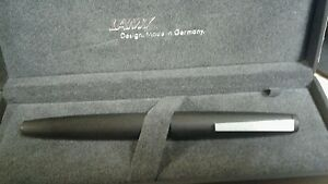 Lamy-2000-Fountain-Pen-Collectible-Writing-Instrument-with-Case
