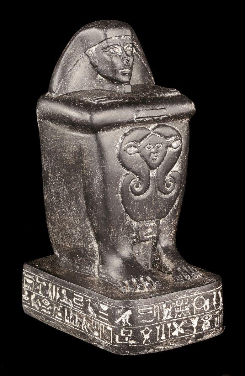 Egipcio Statuetten Réplica - I- Egipto Mitología Estatua Estatua Estatua Decoración 1b1a97