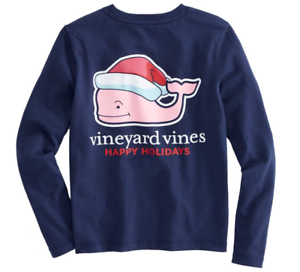 Vineyard-Vines-Girls-Deep-Bay-Santa-Hat-Whale-Graphic-Pocket-Long-Sleeve-T-Shirt