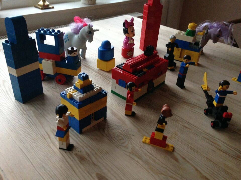 Klodser, LEGO