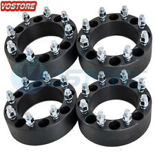 """Wheel Adapters 8x6.5 To 8x180 Spacers New Chevy GMC RimS on Older Chevy//GMC 1.5/"""""""