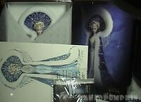 Barbie 2001 Fantasy Goddess Of The Arctic Mackie Doll Xb157