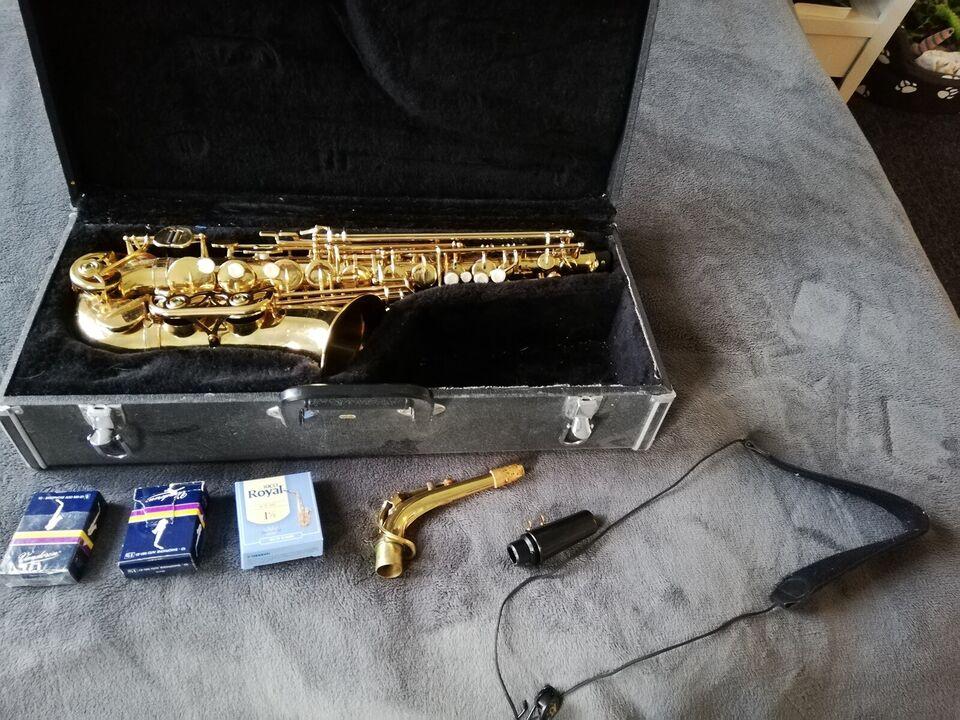 Saxofon, Dixon Altsax