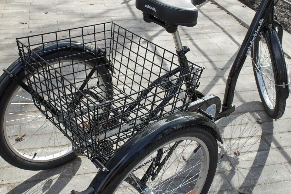 Handicapcykel - FABRIKSNY