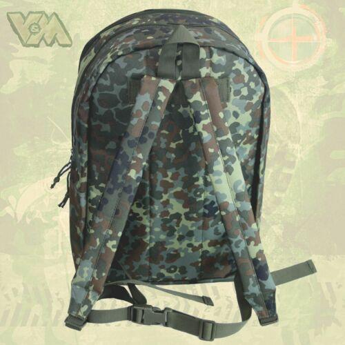 Sac à dos 25 l armée sac BW jour Rücksack Sac De Sport Camouflage Outdoor scolaire