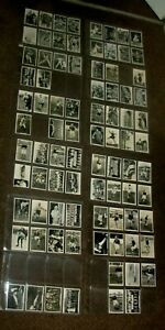 85-X-1935-PATTREIOUEX-SPORTING-EVENTS-amp-STARS-CIGARETTE-CARDS-FOOTBALL-GOLF-EXC