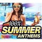 Various Artists - 100% Summer Anthems (2010)