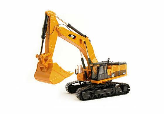 Caterpillar Cat 390D LME Mass Excavator CCM 1 48 Scale Diecast Model New