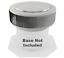 12-034-Roof-Vent-Exhaust-Fan-Ventilator-No-Moving-Parts-Attic-Wind-Turbine-Aluminum thumbnail 1