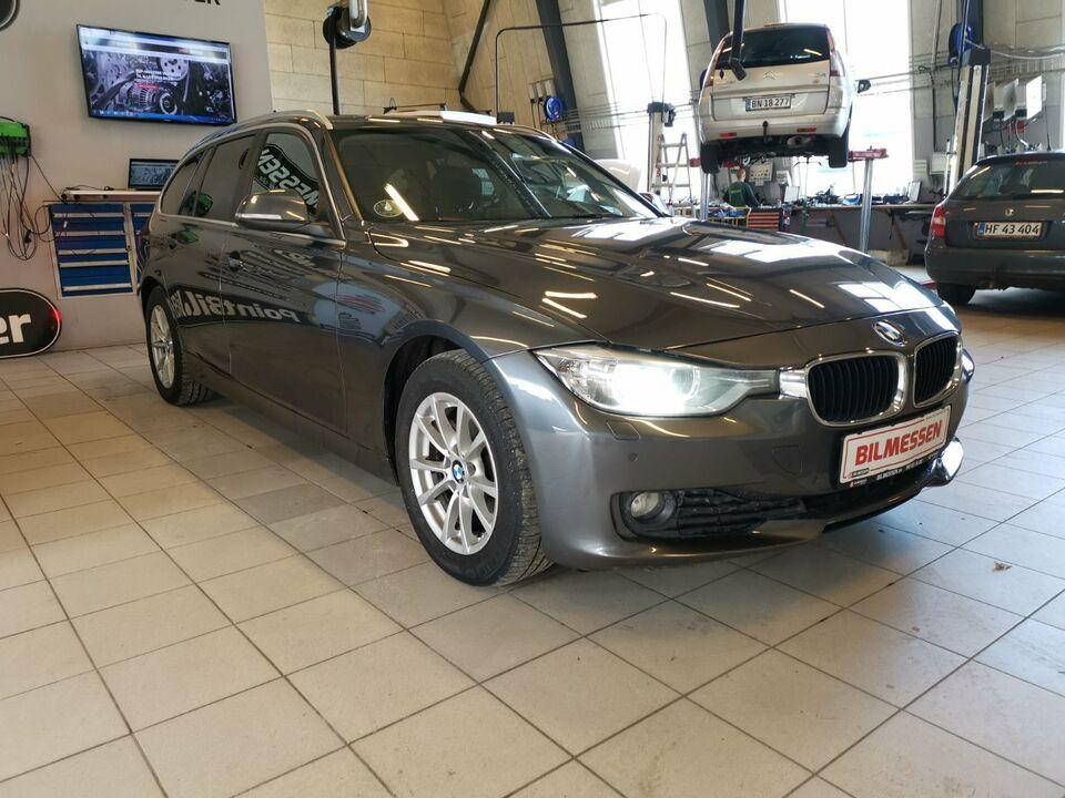 BMW 318d 2,0 Touring aut. Diesel aut. modelår 2014 km 194000