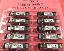 Genuine Cisco SFP-10G-SR 10-2415-03 V03 SFP+ Transceiver 850nm >500pc Malaysia