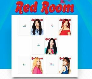 Red Velvet 1st Concert Red Room Official Goods Passport