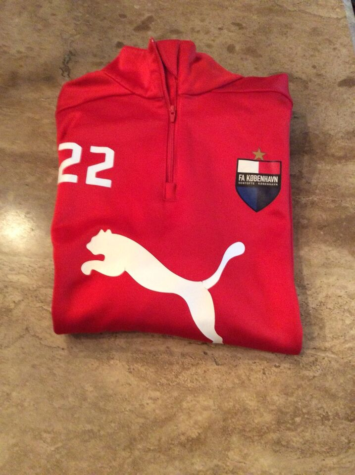 Fodboldtrøje, Fodboldtrøje, Puma