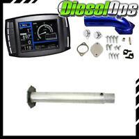 H&s Mini Maxx Tuner Do Egr/dpf Delete Pipe Kit For Powerstroke 6.4l on sale