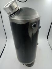 Triumph unit bobber chopper oil tank feed filter 650 500 t120 t100 frame cafe