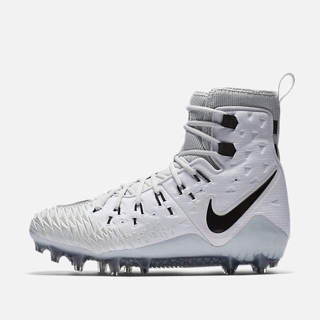 Nike Force Savage Elite TD Lineman Football Cleats White Black 857063-100  New shoes for men and women, limited time discount