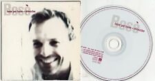 MIGUEL BOSE' CD single PROMO made in SPAIN 1 TRACCIA Hacer por hacer  Remezclas