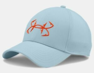 Image is loading NEW-UNDER-ARMOUR-COOLSWITCH-ARMOURVENT-CAP-ALASKA-TOXIC 776cefcdda0