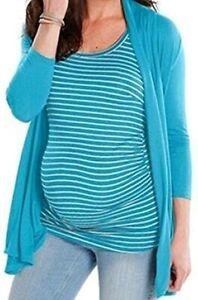 NEUN-MONATE-2tlg-Umstandstop-Umstandsjacke-NEU-Schwangerschaft-Jacke-Shirt