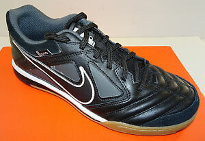 8ea5ae1de NIKE Gato Men s Leather Indoor Soccer Shoes 415123-001 NEW