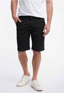 Caricamento dell immagine in corso Bermuda-Lino-Uomo-Cotone-Shorts-Chino- Pantalone-Corto- fad86abb21f3
