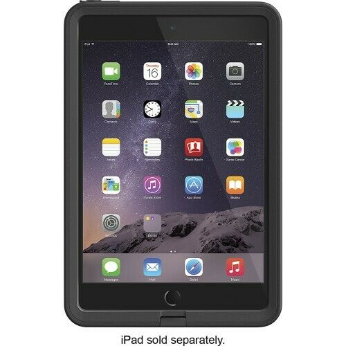 free shipping 196b2 5aaeb Lifeproof Fre Case for iPad mini 3 - Black
