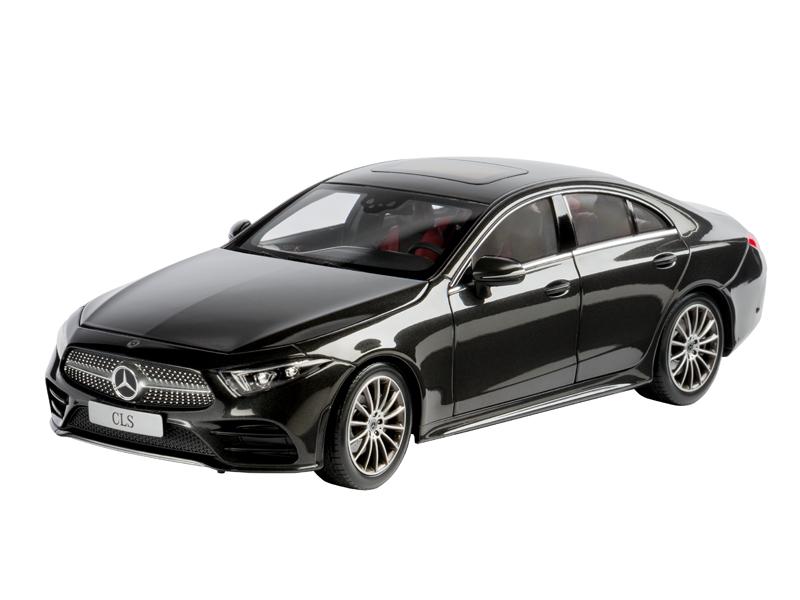 Mercedes - benz c 257 cls coup è amg linie 2018 grau grafite 1,18 nuovi konf.