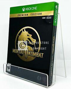 Mortal Kombat 11 Premium Edition - Xbox One - Brand New | Factory Sealed
