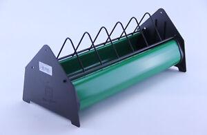 mit abklappbarem Fressgitter linear verzinkt Futtertrog Kükenfuttertrog 50cm