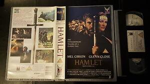 Hamlet-VHS-Tape