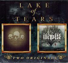 LAKE OF TEARS Illwill + Blackbrickroad 2 CD set rare LTD includes bonus tracks