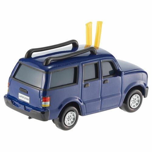 Disney Pixar Cars #95 WGP FANS Clutch Foster SUV Vehicle Toy Birthday Favor Gift