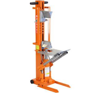 Manuel-Hydraulique-Log-Splitter-10-T-rapide-a-bois-Maul-Vertical-Horizontal