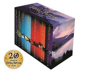 Harry Potter Box Set: Complete Collection by J. K. Rowling (Multiple Copy Pack, 2014)