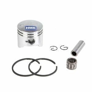 Dirt Bike Piston Set 39 MM Hmparts Pocket