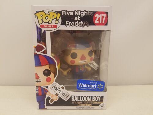 GamesFive Nights At Freddy/'sBalloon BoyVinyl Figure# 217 Funko Pop