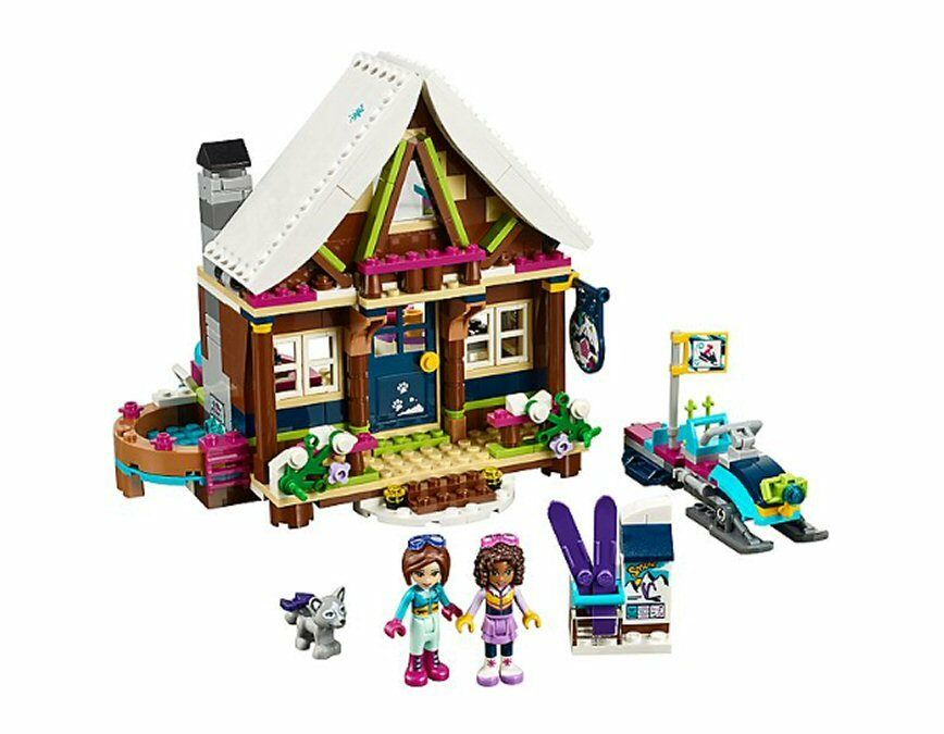 Lego Friends 41323 - Chalet im Wintersportort  NEU NEU NEU & OVP  de55cb
