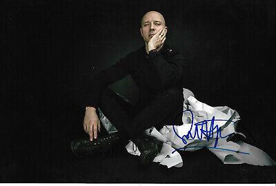 "Rock & Pop Sivert Hoyem ""madrugada"" Signed 8x12 Inch Photo Autograph"