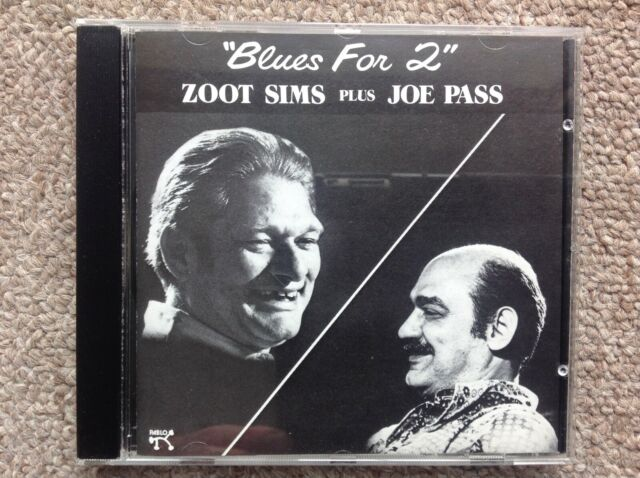 Zoot Sims plus Joe Pass - Blues for Two.