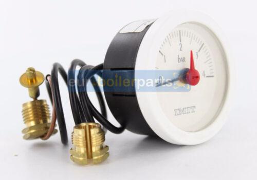 84//100 NEUF Ravenheat 5027055 eau jauge de pression RSF82